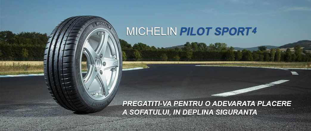 Anvelopa Michelin Pilot Sport 4